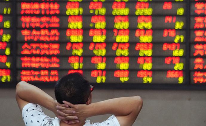 深圳本地股持續爆發:三大股指沖高回落收跌,北向資金凈流出