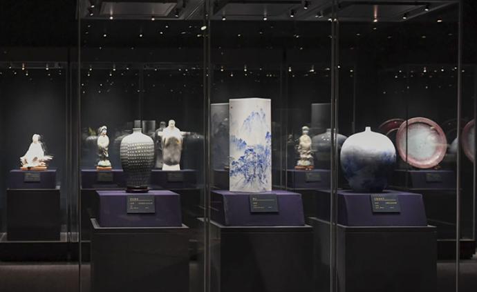 当代器物中的匠心与天工,国博展当代工艺美术