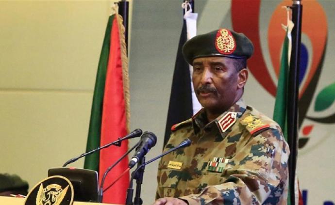 苏丹过渡军事委员会:正式批准组建联?#29616;?#26435;委员会