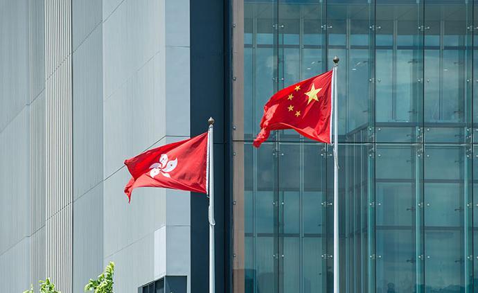 新華社評論員:香港不能再亂下去了