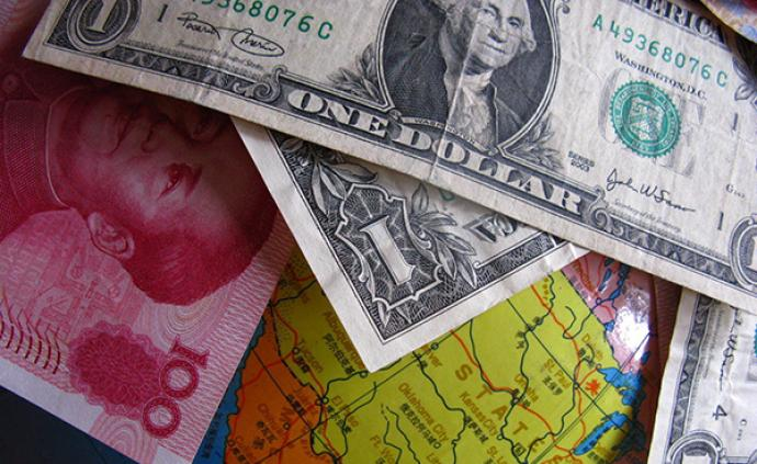 人民幣對美元即期匯率逼近7.09,為2008年3月來新低