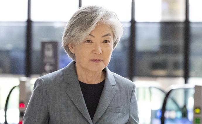韩外长:正准备就终止韩日军情保护协定一事与美国沟通