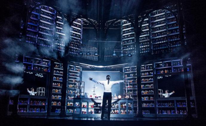 音乐剧《变身怪医》中文版2020年回归