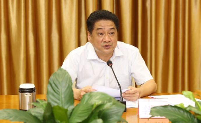 广东江门恩平市委原书记李灼冰严重违纪违法被开除党籍和公职