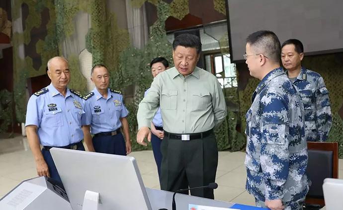 习近平:确保部队高度集中统一和纯洁巩固,确保部队安全稳定