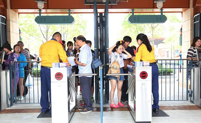 """上海迪士尼度假區:""""不接受調解""""說法不符合事實"""