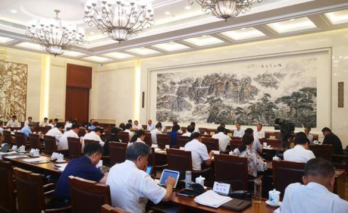 人大常委会分组审议国民经济和社会发展计划执行情况报告