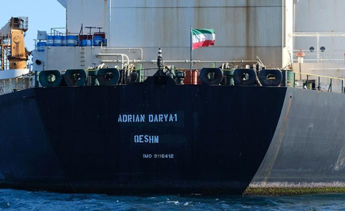 伊朗获释油轮更改目的地,前往土耳其而非希腊