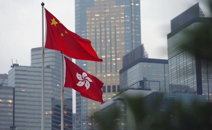 香港特區政府就25日在葵青及荃灣等地區的示威活動作出回應