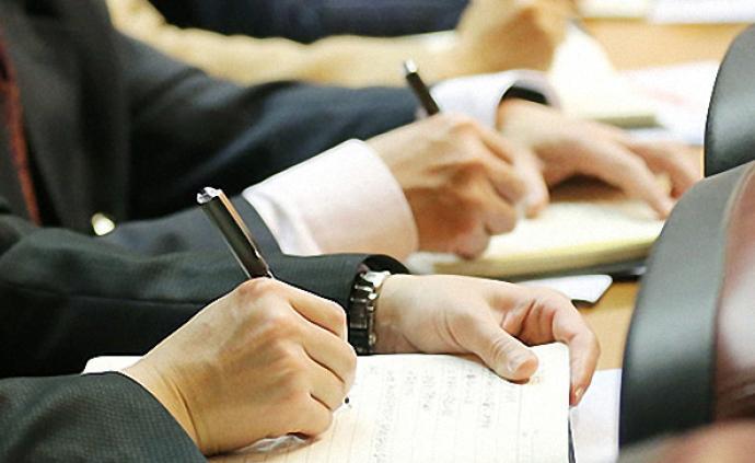 公職人員政務處分法草案分組審議:處分全覆蓋,建議盡快通過