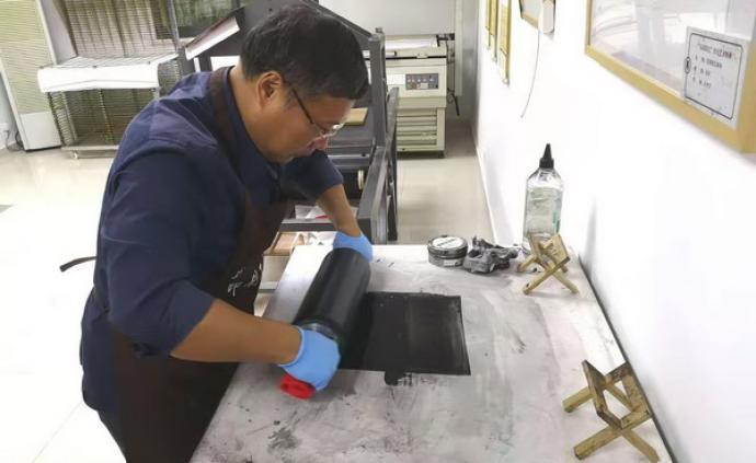 中華印刷博物館十周年,恢復失傳近半個世紀的石版印刷技藝