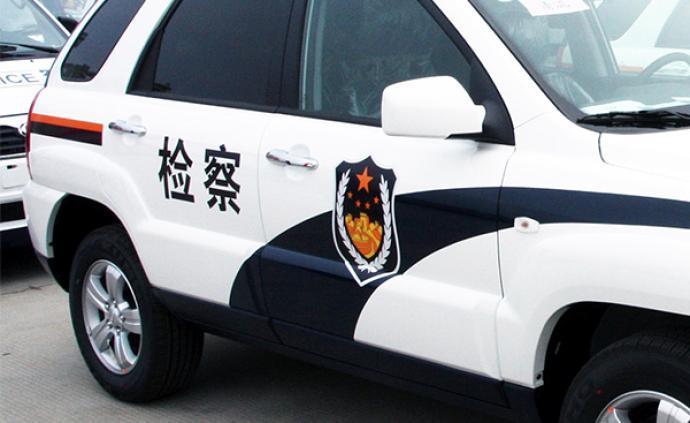 檢察機關依法分別對兩廳官董金明、張光平提起公訴