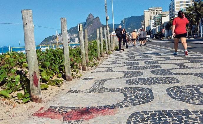 巴西里約中資企業員工當街被刺一死一傷,一名嫌犯被捕