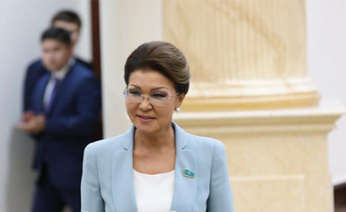 哈薩克斯坦首任總統納扎爾巴耶夫長女再次當選參議院議長