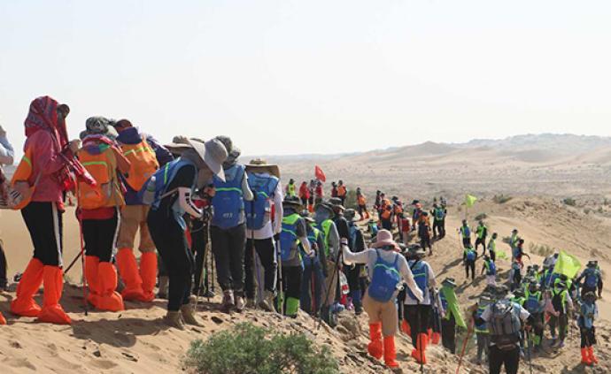 緊急報警之后:被中斷的千人戈壁徒步