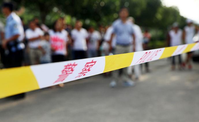 南京鼓樓區一平房發生爆燃倒塌,致6人受傷