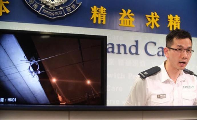 香港警方:本周末機場交通預計出現嚴重阻塞,會從速處理