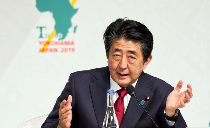 安倍參加非洲開發會議,四天共會晤47國首腦