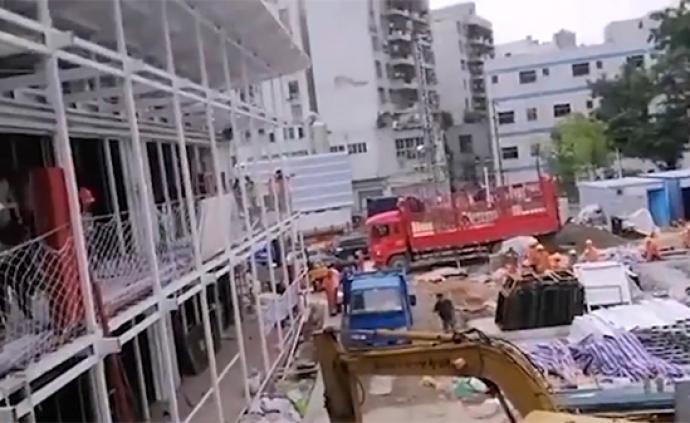 """深圳龍華三度回應""""開學在即學校仍在施工"""":借址辦學一學期"""