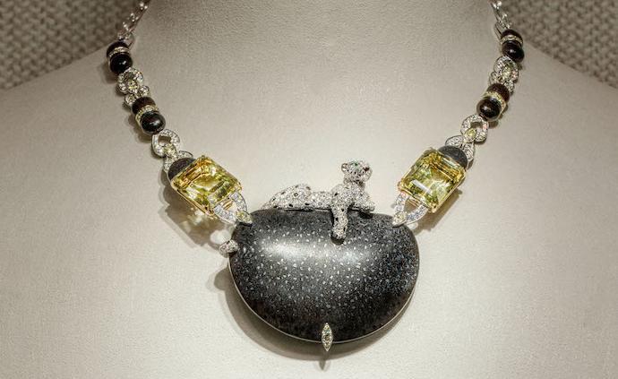 星河传奇 原石密语:卡地亚呈现全新高级珠宝展