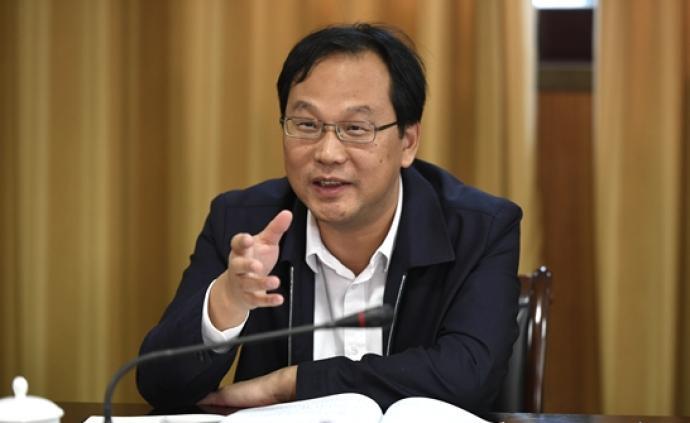 长沙市委常委、宣传部长高山调任南华大学党委书记