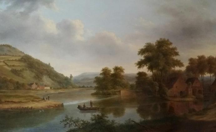 欧洲300年油画展在沪展出,呈现西方艺术演变之路