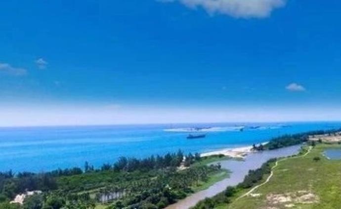 三亚新机场人工岛环评重启背后:自然资源部两次评估生态损害