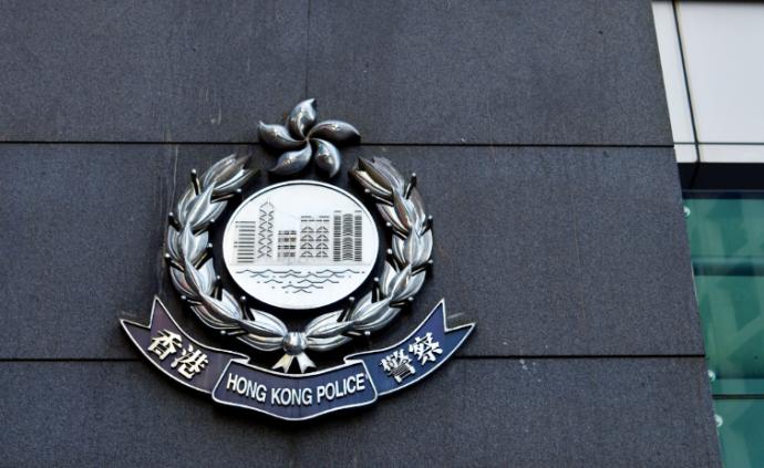 香港撑警90后心声:一个人力量很小,但仍希望帮助香港