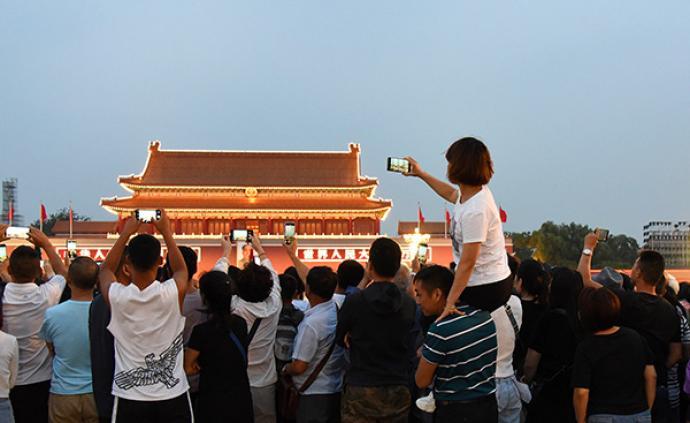 人民日报海外版:中国发展的成就,是人民力量的结晶