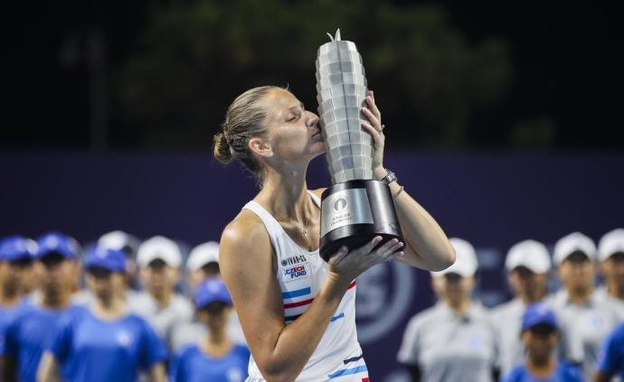 首届郑州网球公开赛落幕,普利斯科娃拿下女单冠军