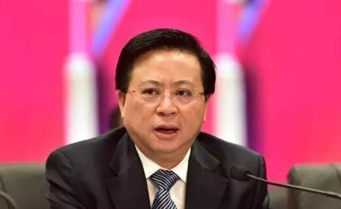 南昌市委组织部长任江西省卫健委党组成员,内部讲话曾走红