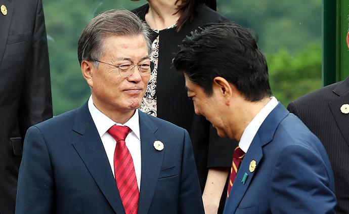 早安·世界|韩国正式将日本移出出口白名单
