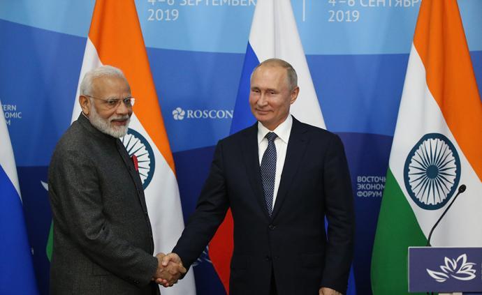 印观察|印度为何能既买俄罗斯武器又能和美国深度靠近?