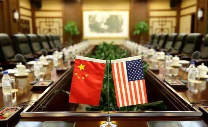 中美经贸副部级磋商在华盛顿举行