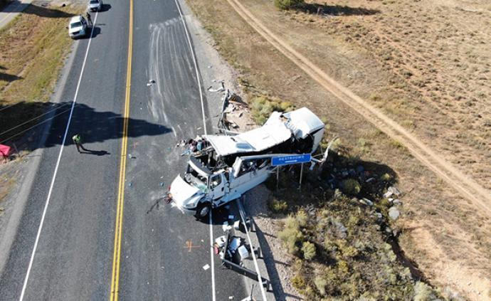 中國駐美使館:猶他州巴士事故致中國游客4死26傷
