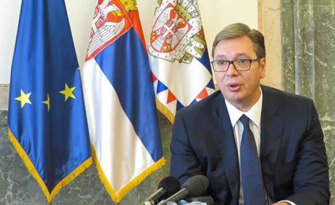 塞尔维亚总统:中国是塞最可信赖的朋友