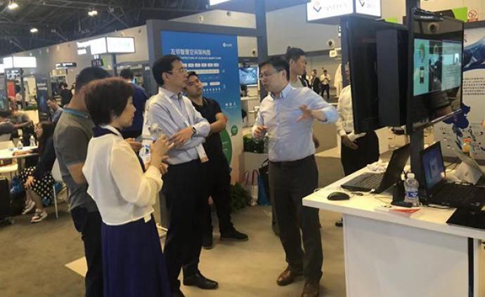 上海报业携手华为、左邻建空间智慧管理平台,有望10月上线