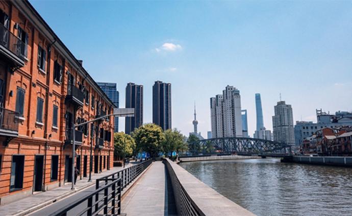 改造苏河湾滨水空间,让城市慢下来