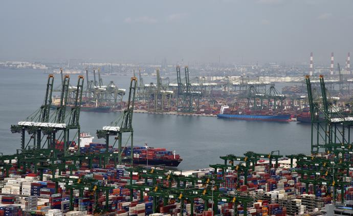 新加坡自由貿易港的營商環境