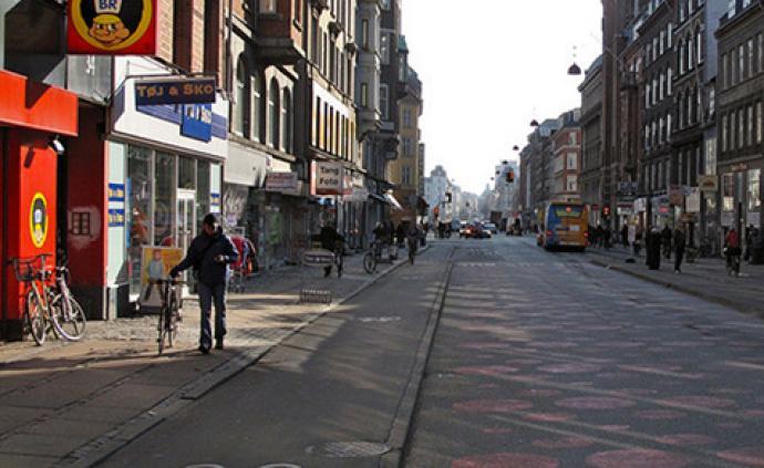 上外|哥本哈根研究②自行車和步行主導的城市如何規劃空間