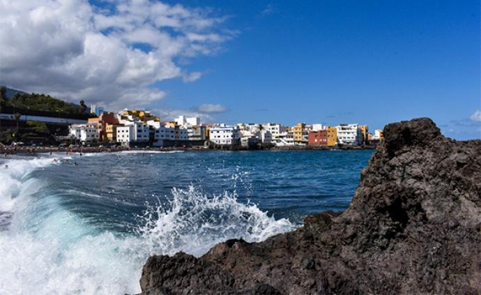 三毛筆下大海與火山愛情的結晶,特內里費島