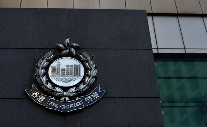 香港警方:77人涉嫌违反蒙面法被捕