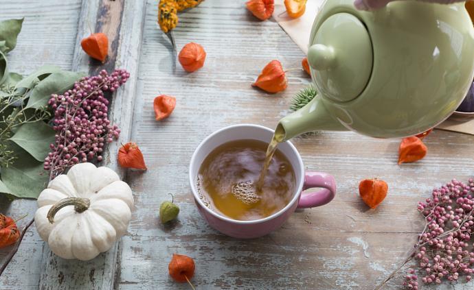 不同風味的拼配茶,點亮這個秋天的味覺靈感