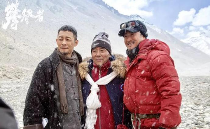 《攀登者》原型之一桑珠:當年,登上珠峰就是捍衛領土