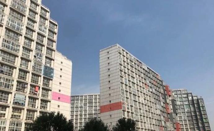 交易量下降九成,二手房价格跌四成,北京商住房现在能买吗?
