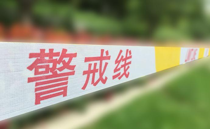 河北滄縣一面包車追尾后駛入逆行車道,與貨車相撞致2死7傷