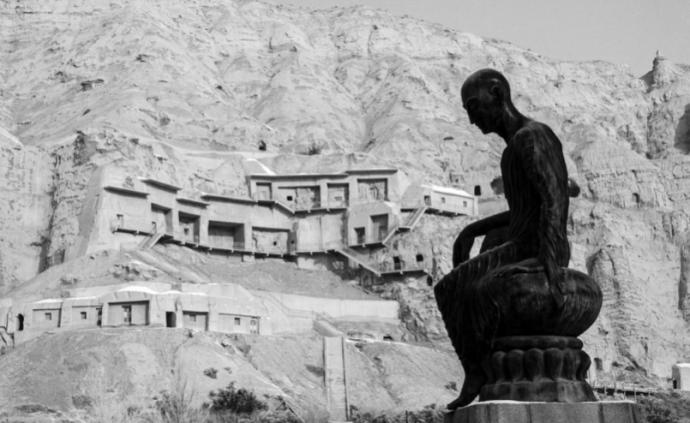 """在故宮看""""一帶一路""""攝影:從尼羅河畔到交河故城"""