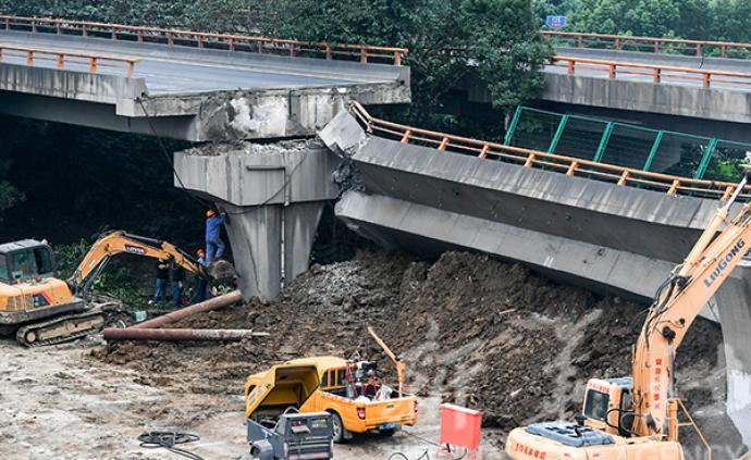 中设股份:无锡侧翻高架桥设计符合规范要求,设计师恪尽职守