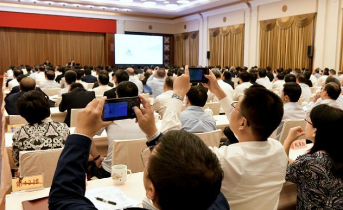 上海市委中心組學習會請來這位副國級科技大咖,聚焦創新策源