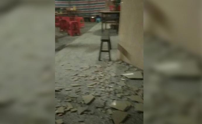 廣西北流市5.2級地震暫無傷亡報告,有村民深夜被震醒